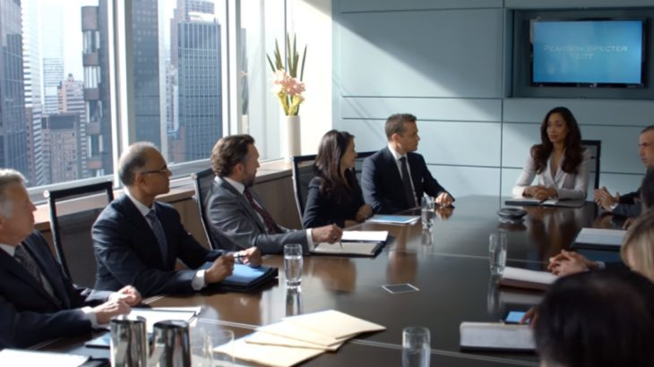 SUITS/スーツ シーズン5 第8話「綻び」